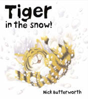Jacket image for Tiger in the Snow!