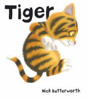 Jacket image for Tiger