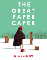 Jacket image for The Great Paper Caper