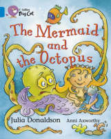 Jacket image for The Mermaid and the Octopus Blue/Band 04