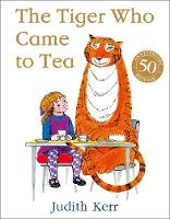 Jacket image for The Tiger Who Came to Tea