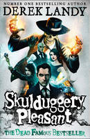 Jacket image for Skulduggery Pleasant