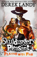 Jacket image for Skulduggery Pleasant: Playing with Fire