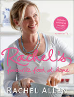 Jacket image for Rachel's Favourite Food at Home