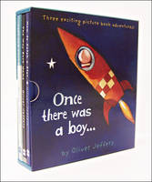 Jacket image for Once There Was a Boy...