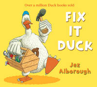 Jacket image for Fix-It Duck