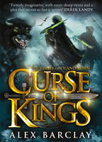 Jacket image for Curse of Kings