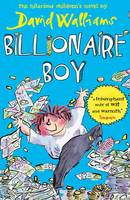 Jacket image for Billionaire Boy