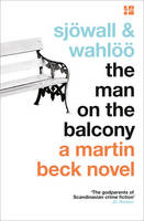 Jacket image for The Man on the Balcony