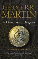 Jacket image for A Dance With Dragons (Part One): Dreams and Dust
