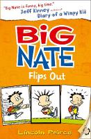 Jacket image for Big Nate Flips Out