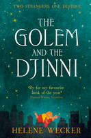 Jacket image for The Golem and the Djinni