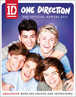 Jacket image for One Direction: the Official Annual