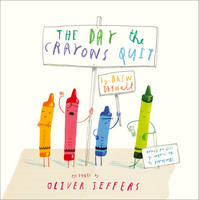 Jacket image for The Day the Crayons Quit