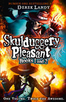 Skulduggery Pleasant 1&2: Two Books in One