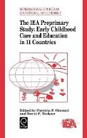 Jacket image for The IEA Preprimary Study