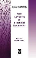 Jacket image for New Advances in Financial Economics
