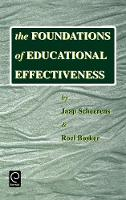 Jacket image for The Foundations of Educational Effectiveness