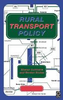 Jacket image for Rural Transport Policy