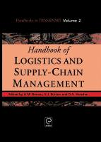 Jacket image for Handbook of Logistics and Supply-Chain Management