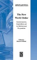 Jacket image for The New World Order
