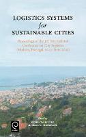 Jacket image for Logistics Systems for Sustainable Cities