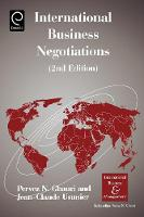 Jacket image for International Business Negotiations