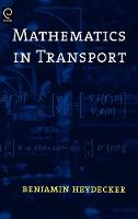 Jacket image for Mathematics in Transport