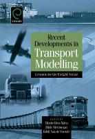 Jacket image for Recent Developments in Transport Modelling