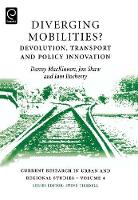 Jacket image for Diverging Mobilities