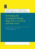 Jacket image for Reframing the Conceptual Change Approach in Learning and Instruction