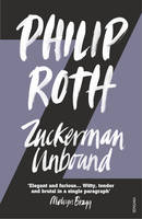 Jacket image for Zuckerman Unbound