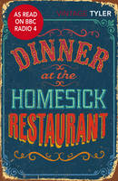 Jacket image for Dinner at the Homesick Restaurant