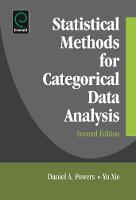 Jacket image for Statistical Methods for Categorical Data Analysis