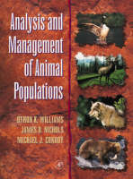 Jacket image for Analysis and Management of Animal Populations