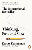 Jacket image for Thinking, Fast and Slow