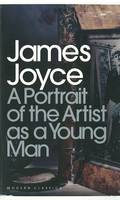 Jacket image for A Portrait of the Artist as a Young Man