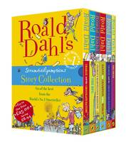Jacket image for Roald Dahl's Scrumdidlyumptious Story Collection
