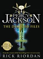 Jacket image for Percy Jackson: The Demigod Files