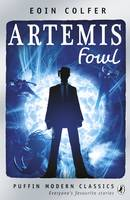 Jacket image for Artemis Fowl