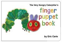 Jacket image for The Very Hungry Caterpillar Finger Puppet Book