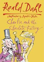Jacket image for Charlie and the Chocolate Factory