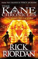 Jacket image for The Kane Chronicles: the Throne of Fire