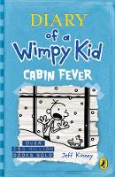 Jacket image for Diary of a Wimpy Kid - Cabin Fever