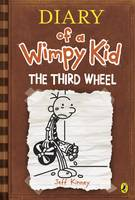 Diary of a Wimpy Kid: the Third Wheel jacket image