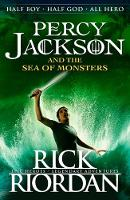 Jacket image for Percy Jackson and the Sea of Monsters
