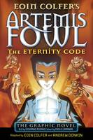Jacket image for Artemis Fowl: The Eternity Code Graphic Novel