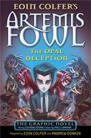 Jacket image for Artemis Fowl: the Opal Deception the Graphic Novel