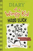 Diary of a Wimpy Kid 8: Hard Luck jacket image