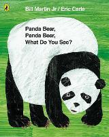 Jacket image for Panda Bear, Panda Bear, What Do You See?